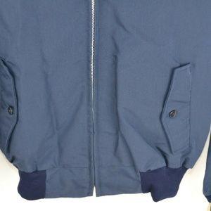 Vintage Jackets & Coats - Vtg 1980's Vanderbilt Windbreaker w/ Plaid Lining